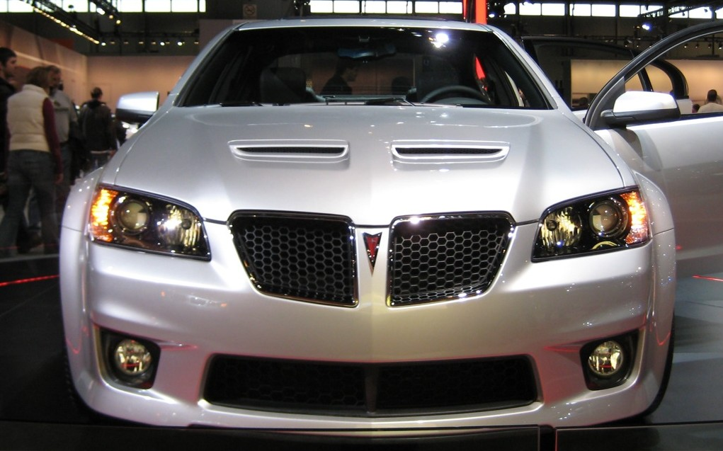 The 2009 Pontiac G8 Gxp John Dimo Blog